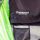 SylvanSport MySpace Privacy Curtain Set
