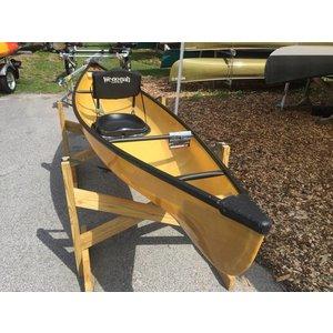 Wenonah Canoe Wee Lassie 10.6 KUL Blk - 2019