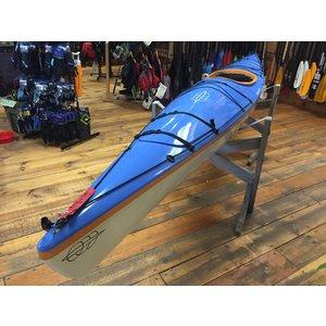 QCC Kayak - Demo Q400X W/RUDDER SKY BLUE FG