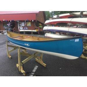 Swift Canoe Prospector 16 KF CKT Sapphire-Cham