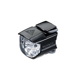 Topeak WhiteLite Race 2-LED Headlight Black/Clear