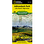 National Geographic Adirondack Park T.I. Topographical Maps