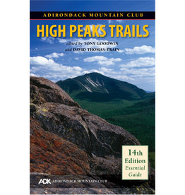 North Country Books Inc. ADK Mtn Club Guide High Peaks Trails 14th Edition