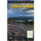 North Country Books Inc. ADK Mtn Club Guide Catskill Trails 4th Edition