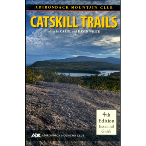 North Country Books Inc. ADK Mountain Club Guide Catskill Trails 4th Edition