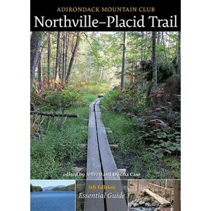 North Country Books Inc. ADK Mtn Club Guide Northville-Placid Trail 5th Edition