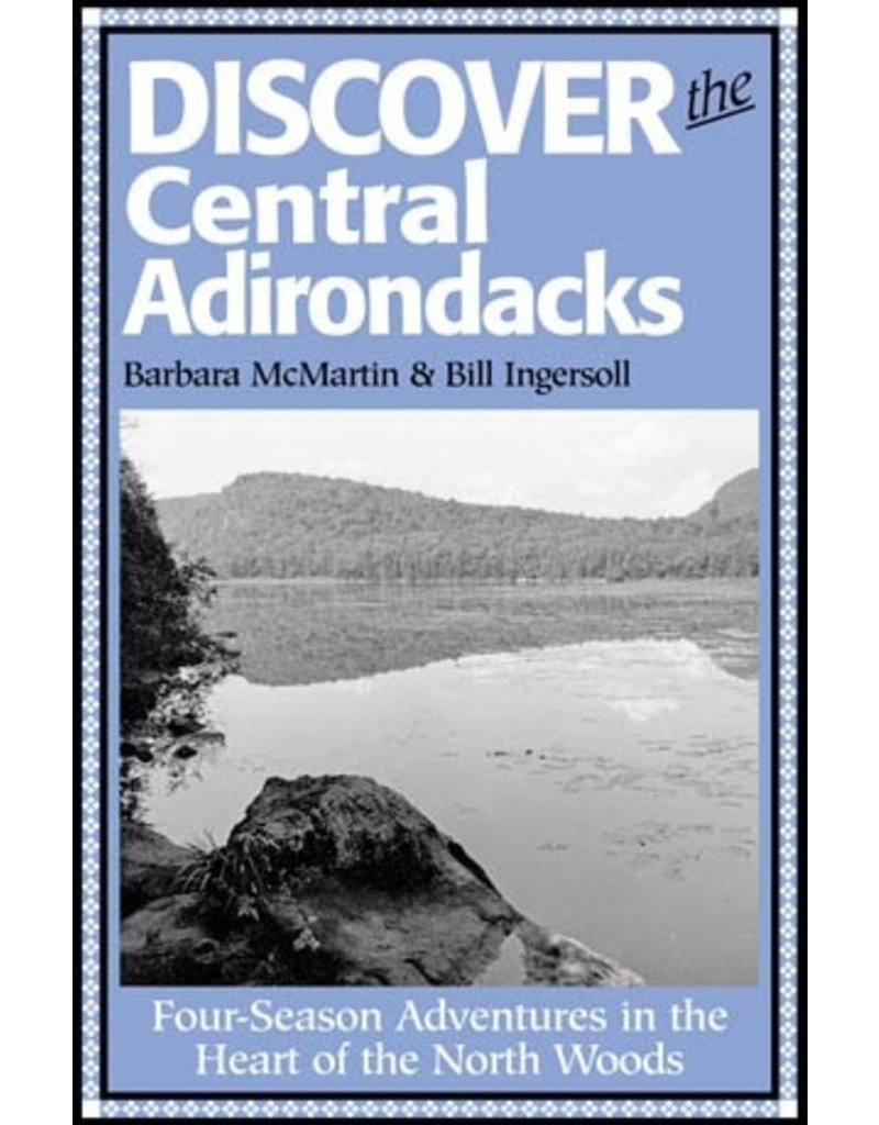Blue Line Book Exchange Discover the Central Adirondacks