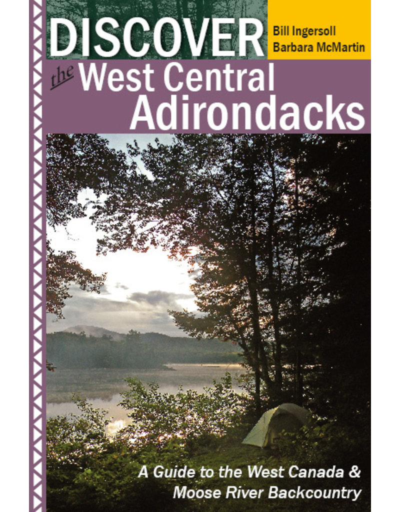 Blue Line Book Exchange Discover the West Central Adirondacks
