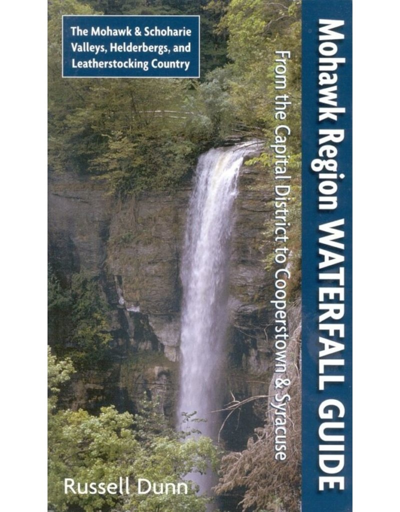 North Country Books Inc. Mohawk Region Waterfall Guide