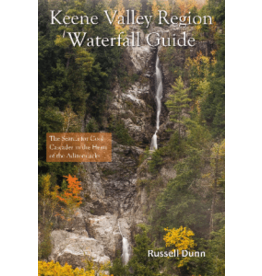 Blue Line Book Exchange Keene Valley Waterfall Guide
