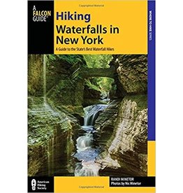 North Country Books Inc. Falcon Guide - Hiking Waterfalls in NY