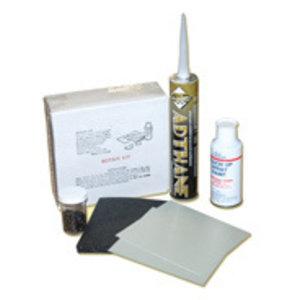 Radisson Canoes Repair Kit (Adthane, Paint, Screws, Plates, Instructions)