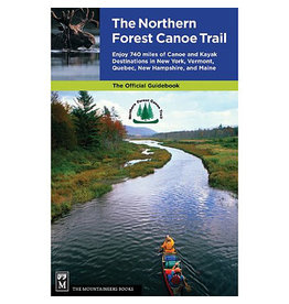 Blue Line Book Exchange The Northern Forest Canoe Trail Official Guide Book
