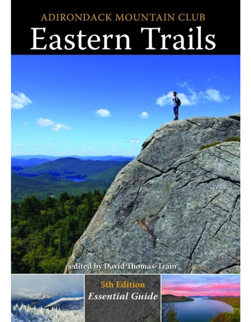 North Country Books Inc. ADK Mtn Club Guide Eastern Trails 5th Edition