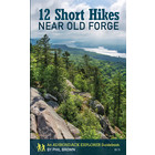 North Country Books Inc. 12 Short HIkes Near Old Forge