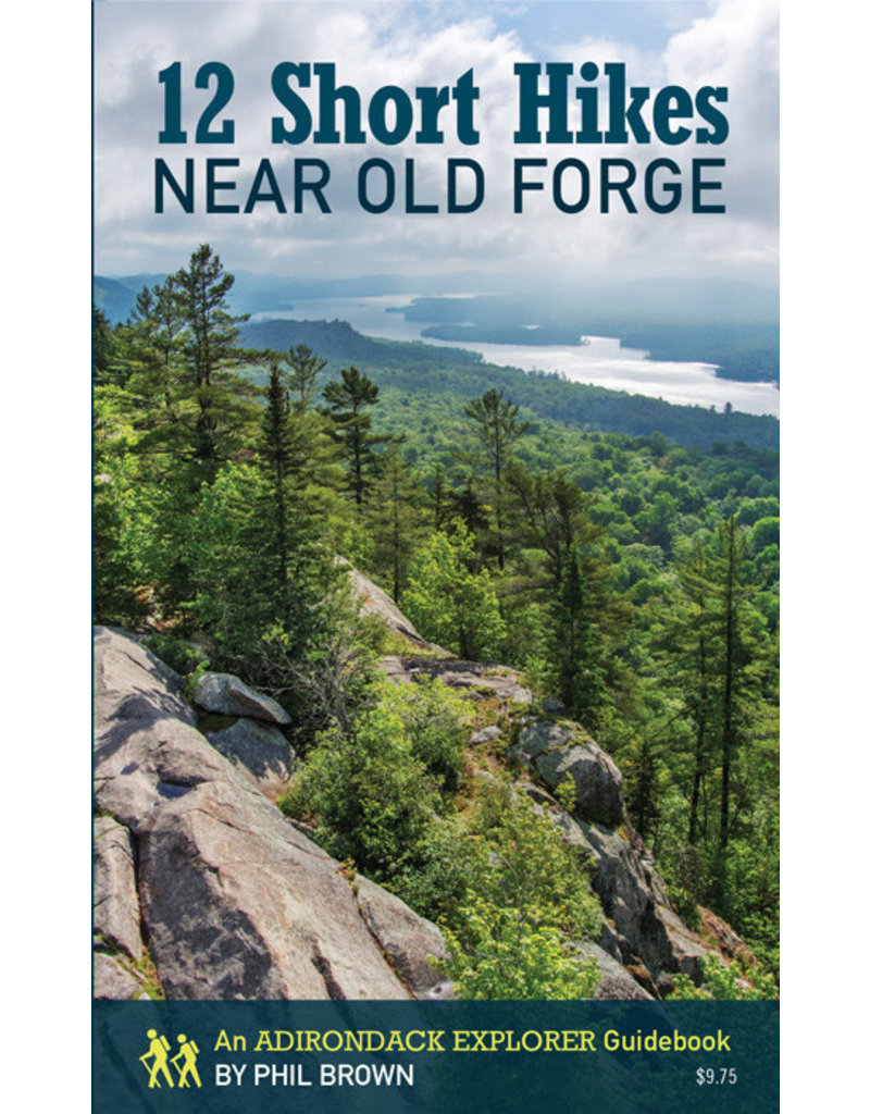 Adirondack Explorer 12 Short HIkes Near Old Forge by Phil Brown