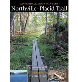 North Country Books Inc. ADK Mtn Club Guide Northville Placid Trail 5th Edition