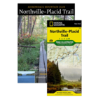 North Country Books Inc. ADK Mtn Club Guide Map Pack Northville-Placid Trail 5th Edition