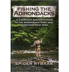 Blue Line Book Exchange Fishing The Adirondacks by Spider Rybaak