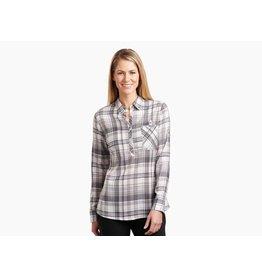 Kuhl Women's Spektra Plaid Long Sleeve Shirt