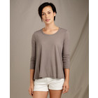 Toad & CO Women's Tissue Swing 3/4 Sleeve Tee Closeout
