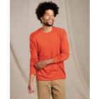 Toad & CO Men's Debug Lightweight Long Sleeve Crew Closeout