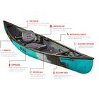 Old Town Canoe Discovery Solo Sportsman 119 -2019