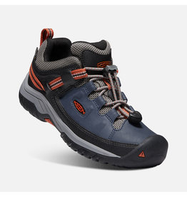 KEEN Big Kid's Targhee Low Waterproof Shoe