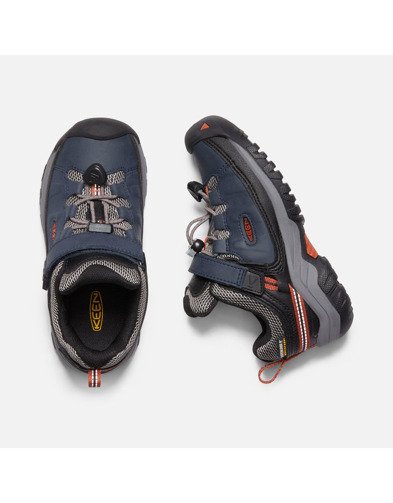 KEEN Little Kid's Targhee Low Waterproof Shoe