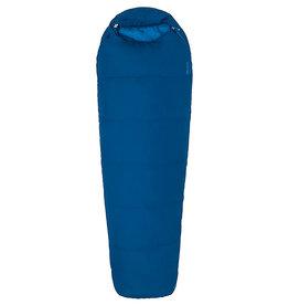 Marmot Nanowave 50 Semi Rec Long Estate Blue Long Left Zip