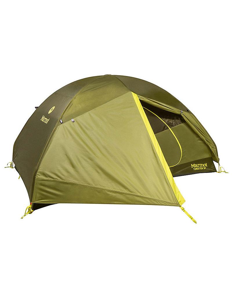 Marmot Tungsten 3 Person Tent - Green Shadow/Moss