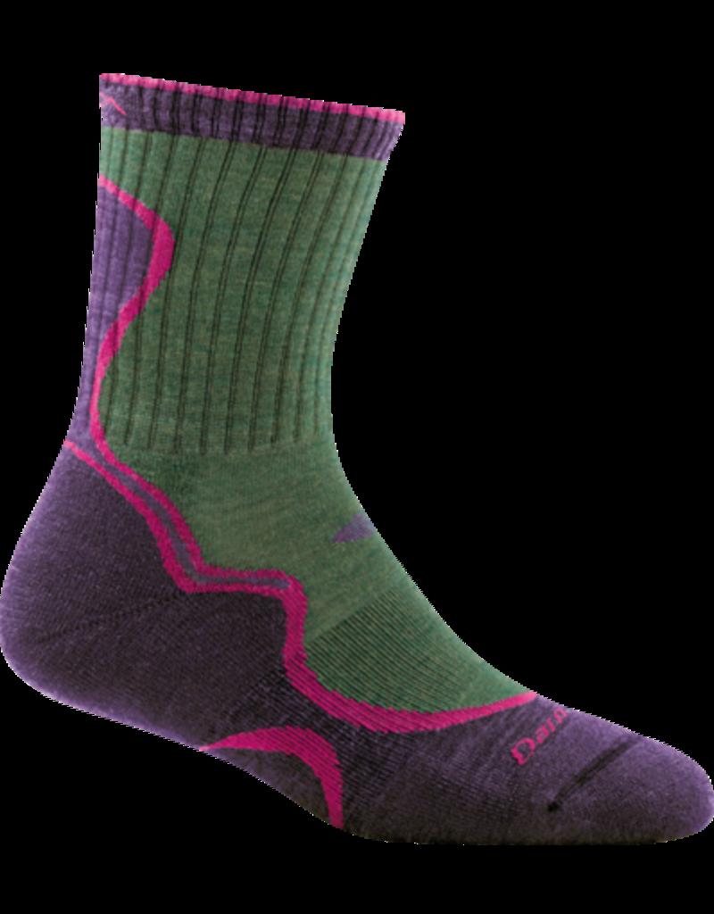 Darn Tough Socks Women's Hiker Micro Crew Light Cushion Sock 1932