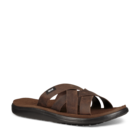 Teva Men's Voya Slide Leather Closeout
