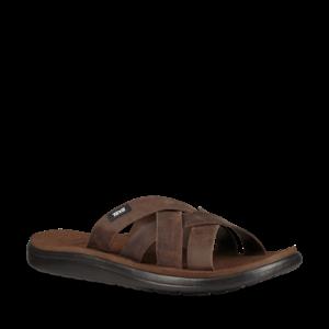 Teva Men's Voya Slide Leather Closeout