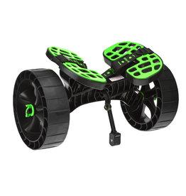Yak Gear C-Tug w/ SandTrakz Wheels