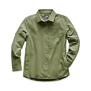 The North Face Ws Boreaz LS Roll Up Shirt