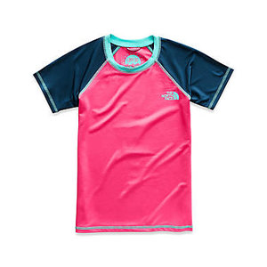 The North Face Girl's SS Amphibious Tee Closeout