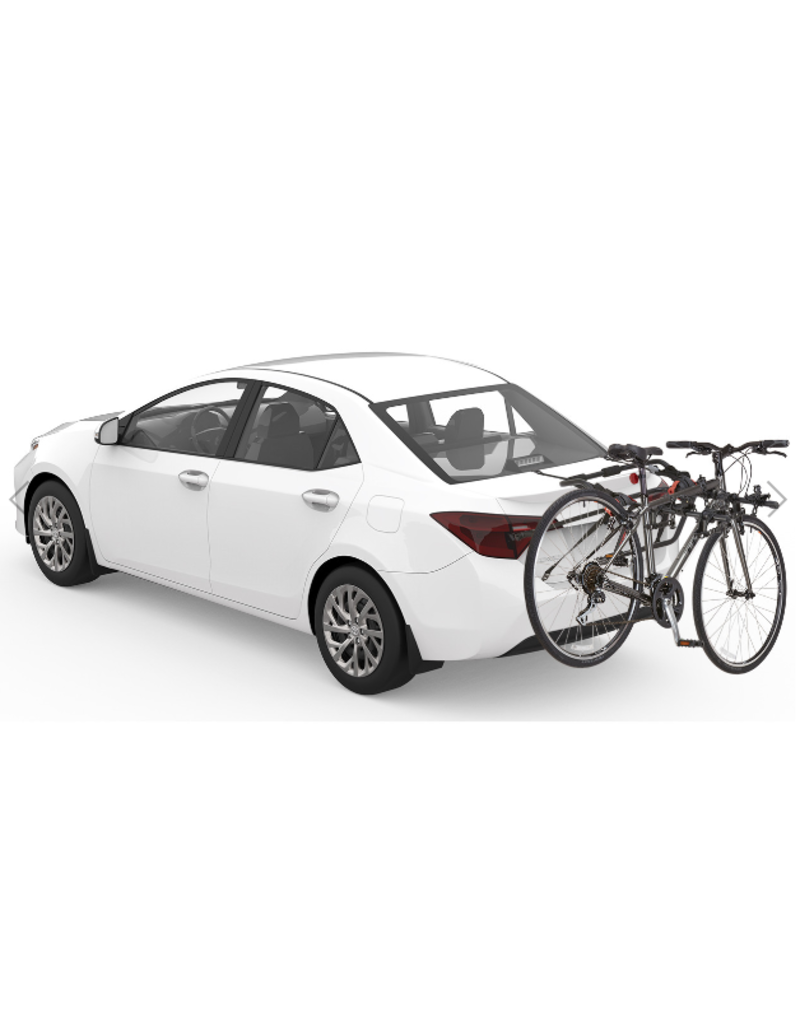 Yakima HangOut 3 Bike Trunk Mount Bike Rack