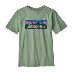 Patagonia Bs P-6 Logo Organic T-Shirt