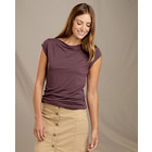 Toad & CO Women's Susurro Duo Short Sleeve Tee Closeout
