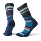 SmartWool Women's Striped Hike Light Cushion Crew Socks Closeout