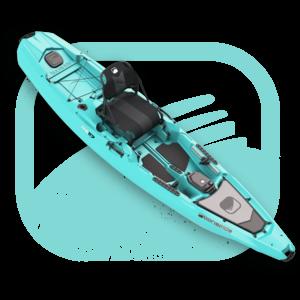 Bonafide Kayaks RS117 -2019