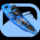 Bonafide Kayaks SS107 -2019