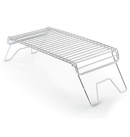 GSI Outdoors Campfire Grill w/ Folding Legs