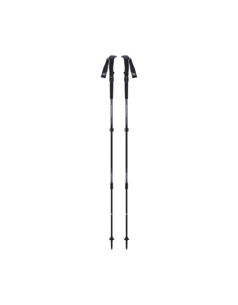 Black Diamond Trail Pro Shock Trekking Poles - Granite