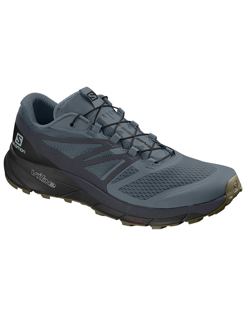 Salomon Men's Sense Ride 2 Trail Running Shoe
