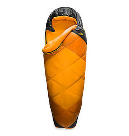 The North Face Campforter 35F/2C Hawaiian Sunset Orange/Asphalt Grey Long