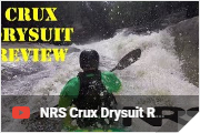 Video review of NRS Crux Drysuit
