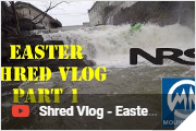 Easter Shred Vlog
