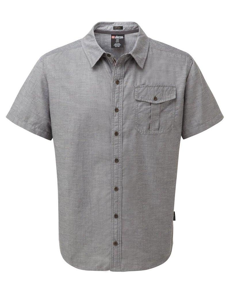 Sherpa Adventure Gear Men's Lokta Short Sleeve Shirt Closeout